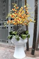Hoa pha lê - Mã: HPL 08