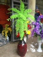 Hoa Lan Suối màu Xanh Ngọc - Mã: HPL 145