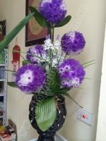 Hoa Tú Cầu màu Tím - Mã: HPL 158