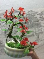 Hoa Đào Đỏ - Mã: HPL 160