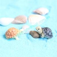 Rùa đá mini