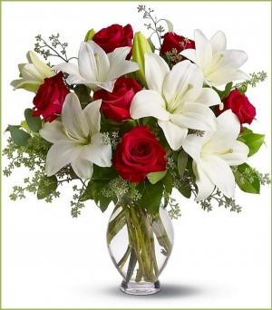 5 cách cắm hoa ly tuyệt đẹp cho cô nàng thông minh