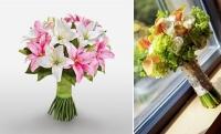 Cắm hoa ly 03