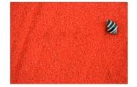 Cát Màu Trang Trí có ánh kim - Mầu Đỏ