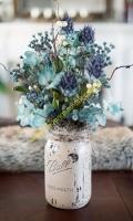 Cắm hoa để bàn 17