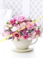 Cắm hoa để bàn 24