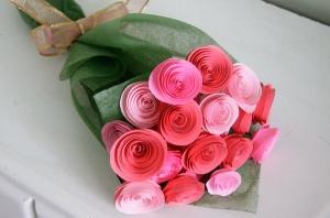 3 cách nhanh chóng để làm hoa bằng giấy đẹp tuyệt