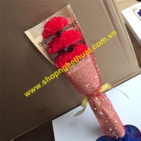 Hoa sáp bó. Mã - 5 bông (34 x 10 x 5cm)