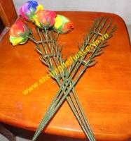 Cành gắn Hoa Sáp 33 nhánh
