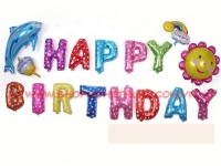 Bóng bay sinh nhật - Happy Birthday