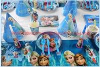 Bộ trang trí chủ đề Frozen
