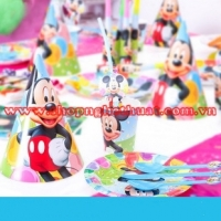 Bộ trang trí sinh nhật chủ đề Mickey