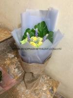 Hoa hồng sáp - Mã: HSB 09