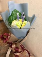 Hoa hồng sáp - Mã: HSB 10