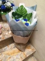 Hoa hồng sáp - Mã: HSB 15