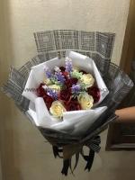 Hoa hồng sáp - Mã: HSB 13