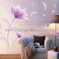 Decal dán tường -XL8190