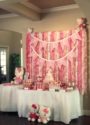 Trang trí tiệc sinh nhật cho bé yêu chỉ trong 30 phút