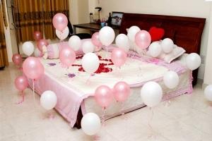 5 mẫu trang trí phòng cưới ĐƠN GIẢN-TIẾT KIỆM-ĐẸP LỘNG LẪY