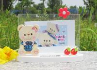 khung ảnh bàn gấu teddy