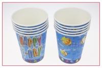 cốc giấy trang trí sinh nhật - hpbd