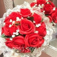 Hoa cầm tay cô dâu - HC012
