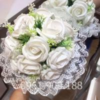 Hoa cầm tay cô dâu - HC013