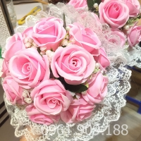 Hoa cầm tay cô dâu - HC014