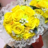 Hoa cầm tay cô dâu - HC017