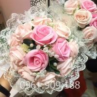 Hoa cầm tay cô dâu - HC018