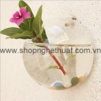 Thủy tinh treo tường (12cm)