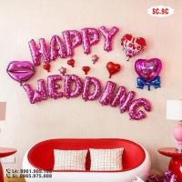Set bóng trang trí phòng cưới - SC.9C