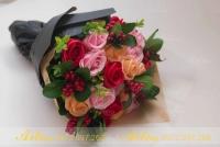 Hoa sáp thành phẩm HS019