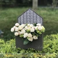 Hộp cắm hoa A008