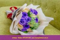 Hoa hồng sáp hàn quốc. Mã HS 106