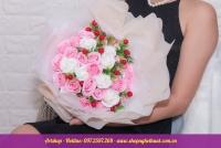 Hoa hồng sáp Hàn Quốc. Mã HS 115