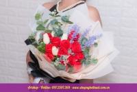 Hoa hồng sáp Hàn Quốc. Mã HS 116