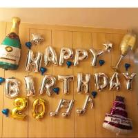 Set bóng trang trí sinh nhật - SN.44E