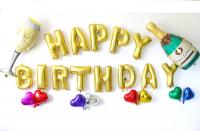 Set bóng trang trí sinh nhật - SN.44D