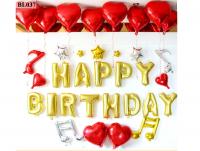 Set bóng trang trí sinh nhật - SN.44B