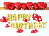 Set bóng trang trí sinh nhật - SN.43W