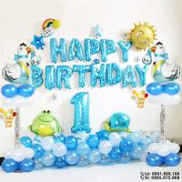Set bóng trang trí sinh nhật - 47C