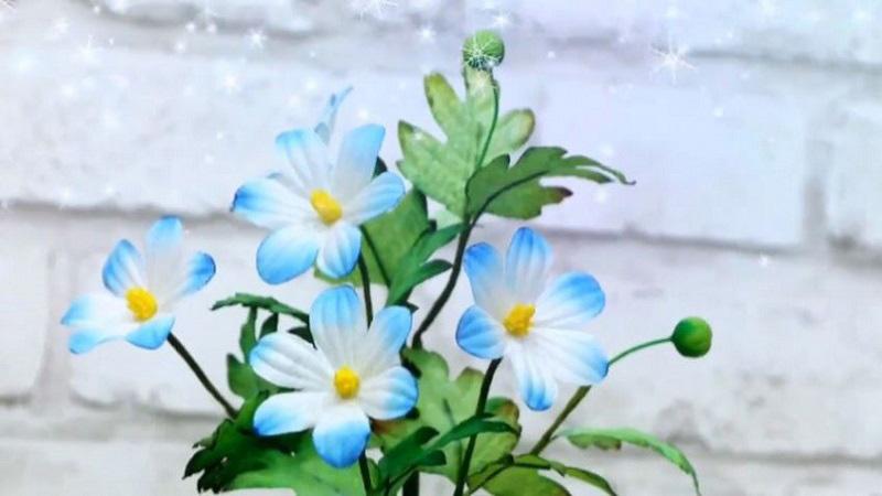 Hoa cúc 3D