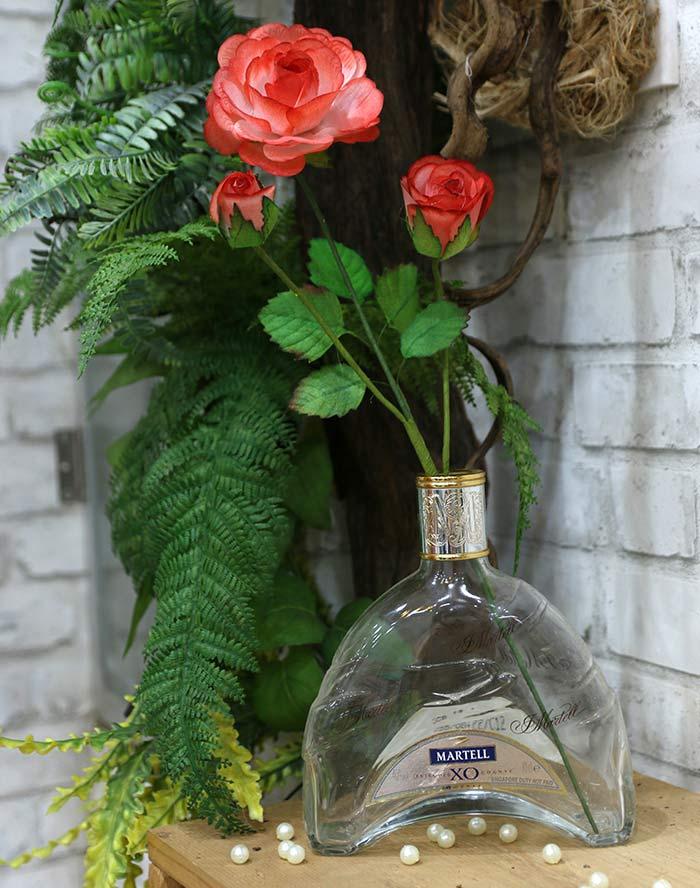 Hoa hồng giấy 3d