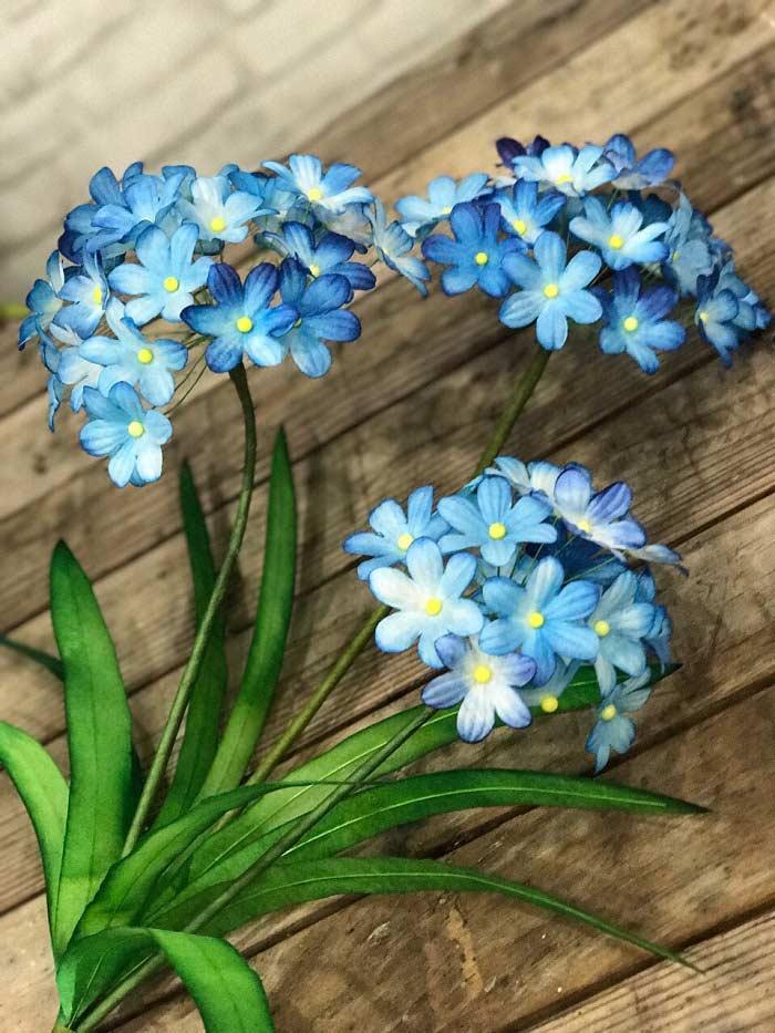 Hoa huệ sông Nin làm từ giấy 3D