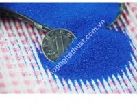 Cát Màu Trang Trí có ánh kim- màu Xanh Biển đậm