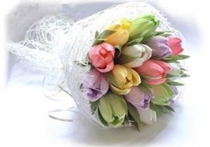 Hướng dẫn chi tiết cách làm hoa tuylip