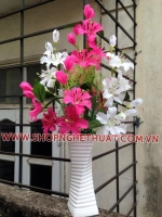 Hoa ly pha lê