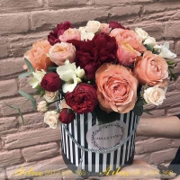Hộp cắm hoa A007 (bộ 3 cỡ)