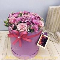 Hộp cắm hoa F002